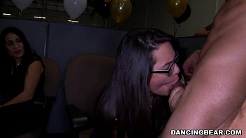Wild Office Party With Sluts