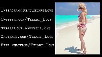 Real crazy squirt n screamig Telari Love
