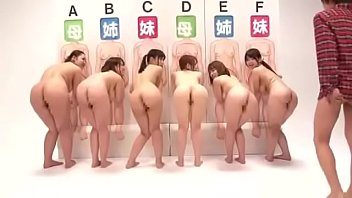 Gameshow Japanese, 1 boy fuck 6 girls, cum in all thumbnail