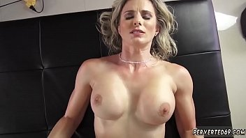 Step mom and compeer' patron watch porn stocking xxx Cory Chase in