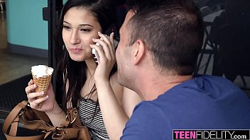 Teenfidelity Tight Young Amina Stretched Out For Her Husband