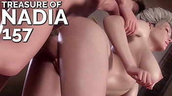 TREASURE OF NADIA #157 • Cumming hard in the perfect nuns ass