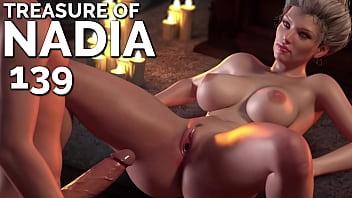 TREASURE OF NADIA #139 • Fucking the busty nun in the church
