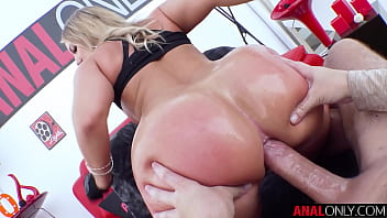 ANAL ONLY Drilling Candice Dare's Juicy Ass