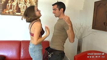 1st time anal casting couch of a pretty french teen creamed thumbnail
