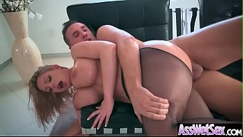 Deep Hard Anal Sex With Big Round Butt Girl (Brooklyn Chase) video-12