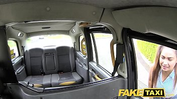 Fake Taxi Thai masseuse with big tits works her magic 11 min