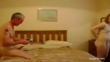 British Couple Fuck Together In Bedroom   Watch more on xyzgirls.com 4 min