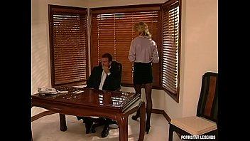 Hot Secretary Danielle Rogers fucked on office desk 14 min