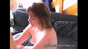 Mature women first time porno - Nervous housewifes first lesbian encounter