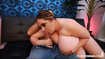 Dirty Big Tit Fat Wife Plays with Son's College Friend