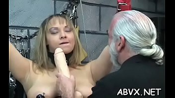 Wanton perfection cums using marital-device