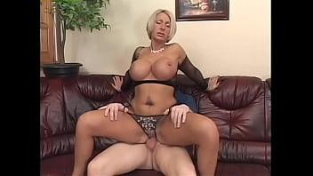 Hooter World #1 - Mature boobs jiggle to the rhythm of fucking