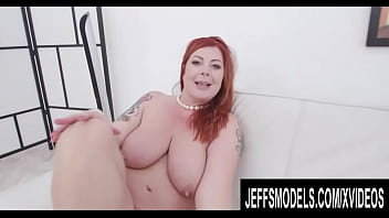 Fat Redhead MILF Tammy Jean Lures a Plumber Into Impregnating Her