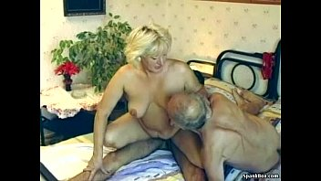 Old hairy granny grandson movies - Hairy granny enjoys threesome