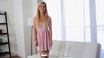 CastingCouch-X - Beautiful Bella Rose takes a facial from the casting agent porno izle