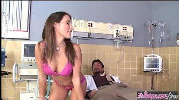 Twistys - Tommy GunnLizz Tayler starring at Doctor Heal Thyself porn thumbnail