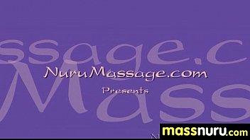 Nuru Massage Ends With A Hot Shower Fuck 7