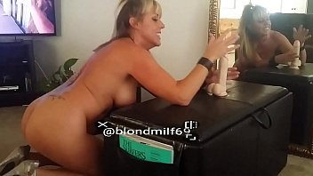 Blondmilf69 Private Party Show