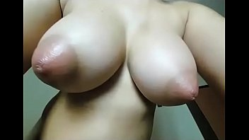 Camgirl With Huge Boobs and Nipples