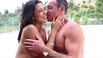 PureMature - Mature Alexa Tomas gets fucked by rock hard dick