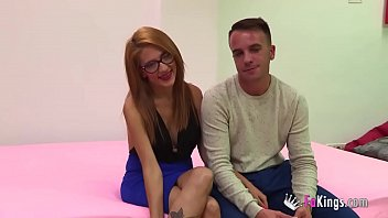 ONLY IN FAKINGS: Noa cuckolds her own boyfriend for the first time in her life 43 min