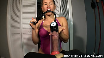 Cock Control Pump Miss Brat Perversions