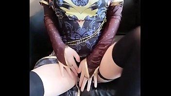 Hot sexy striptease