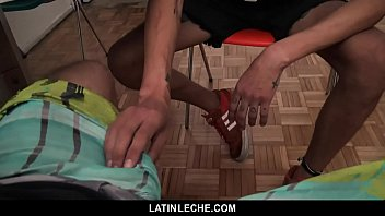 Gay minute movie pay per Latinleche - handsome punk sucks an uncut cock for money