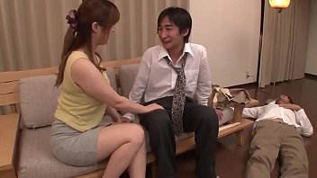 fuckmybabe.com - My Husband And I Are Drunk Japanese sex movie 2019