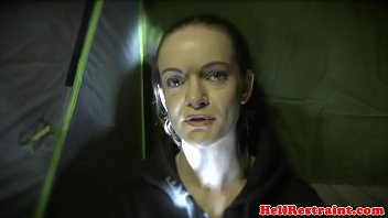 Bondage submissive anal toyed by sexmachine thumbnail