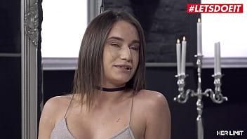 HERLIMIT - (Lana Roy, Mike Chapman) - Big Tits Teen Takes A Huge Black Cock Balls Deep In Her Asshole 17 min