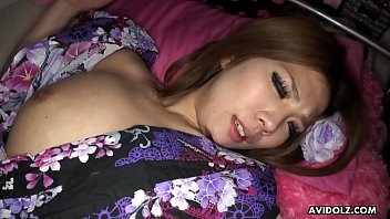 Asian floral clothing Japanese housewife, emiko shinoda had sex, uncensored