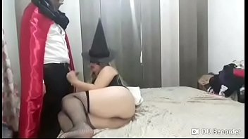 Fucking hot witch