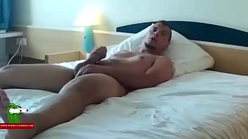 Lubricating the area and fucking the fat. SAN304