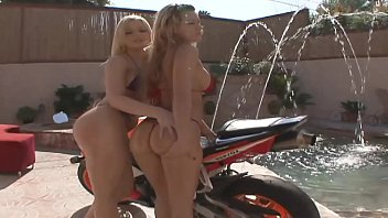 Alexis Texas and Johnny Sins in a Big Dick Big Ass Fantastic Threesome under the sun
