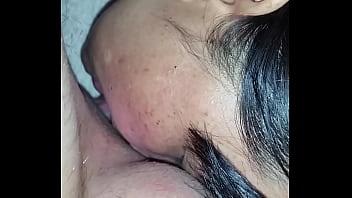 Thai Hooker Sonya sucking rimming and cummed