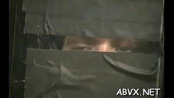 Amatuer bdsm porn Woman endures enormous stimulation in wild dilettante fetish video