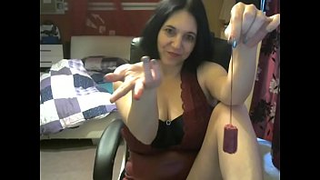 Left a tampon 24 hours sex - German milf educates you to suck the bloody tampon