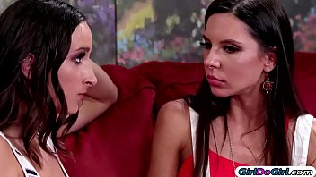 Milana May facesitting and squirting in Ashley Adams mouth Image