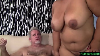 Titfucked curvy milf rimmed and pussyfucked