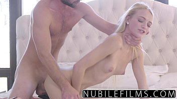 NubileFilms - Tiny Blonde Alex Grey Fucks Neighbors Husband