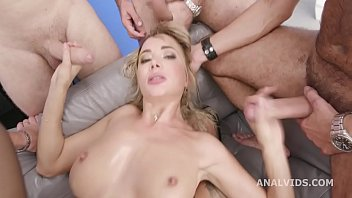 Monsters of DAP, Venera Maxima 5on1 Balls Deep Anal, DAP, TP, Gapes and Swallow GIO1572