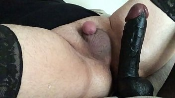 Dirty talking sissy cd loves getting buttfucked by huge bbc