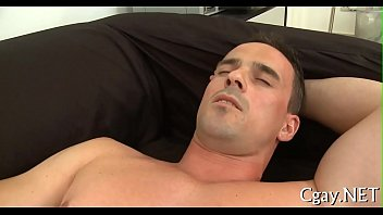 Gay guy giving blow job - Bawdy oral pleasure for lusty gay