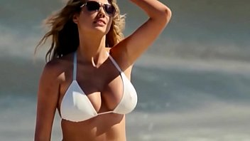 Kate Upton - Greatest Bouncy Boobs Compilation in the World   Bonus Stationary Boobs