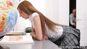 Fuck sexy skirt She is nerdy - sexy-ass student veronika fare fucked good