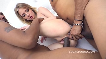 Barely Legal Teen Group Fuck Leaves Petite Goldie With Gaping Ass And Pussy