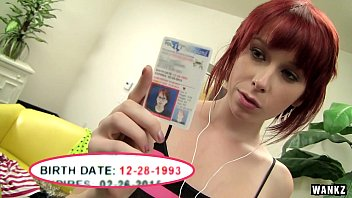 Emo Red-head Teen Gets Drilled Every Which Way 6 min