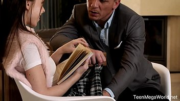 FuckStudies.com - Nata Ocean - Lazy student gets great sex